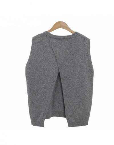 Cheap Women's Sweather Vests Outlet