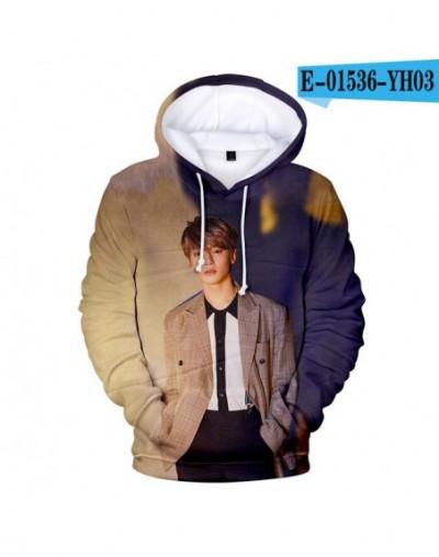 Stray Kids 3d oversized hoodies sweatshirts women/men kpop Yellow Wood StrayKids Hooded Casual streetwear Harajuku Clothes -...