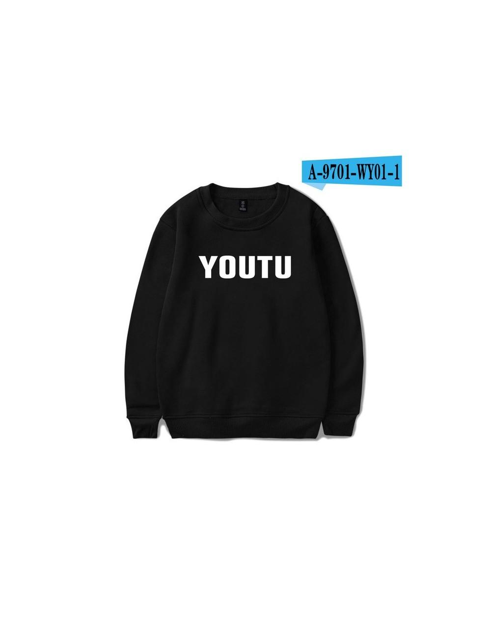 Hip Hop Women And Men Clothes 2018 Capless Hoodies Sweatshirts Harajuku Shawn Mendes Tops Kawaii Harajuku PlusSize - Black -...