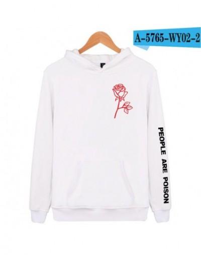 People are Poison Rose printed Hoodie Sweatshirt Tumblr Inspired Aesthetic Pale Pastel Grunge Aesthetics Hoodies Jacket clot...