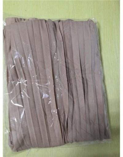 Long Pleated Skirts Womens Chiffon Elastic Waist Summer All Match Solid Tulle Maxi Skirt With Belt Faldas Khaki Black Pink -...