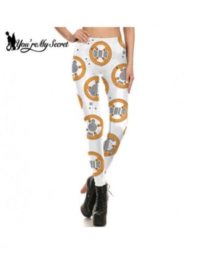 Fashion Blue Star War Leggings Women Leggins Print Armor Comic Cosplay Slim Girl Legging Femme Mujer Fitness - KDK1703 - 453...