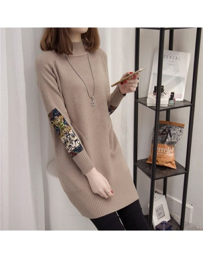 Cheap wholesale 2018 new autumn winter Hot selling women's fashion casual warm nice Sweater L596 - light coffee - 4P30316175...