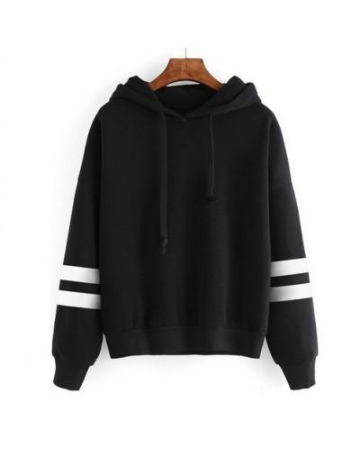 2018 Autumn Women Hoodie Casual Long Sleeve Hooded Pullover Sweatshirts Hooded Female Jumper Women Tracksuits Sportswear - B...