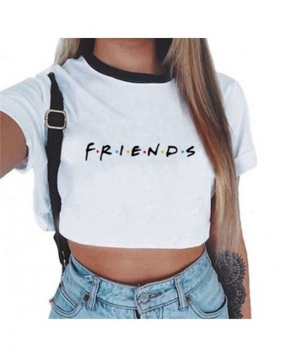 Tank Tops Women Friends TV Show T Shirts Summer Camisole Camis Causal Vogue Crop Top Sexy Snake Print Vest Top Cropped For W...