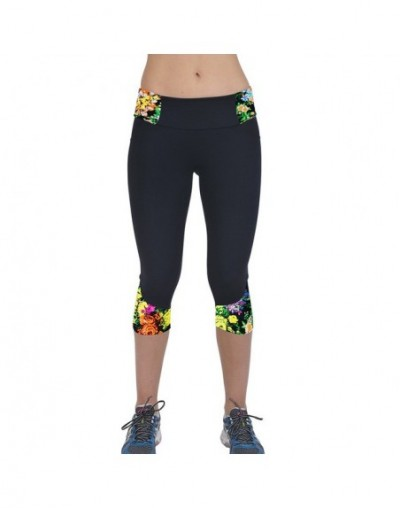 Black Short Female Leggings Women Leggin Printed Woman Leggins clothes(only sell leggings) - P10 - 423681453065-10