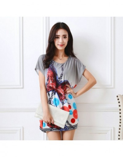 new 2019 spring summer women tops Plus Size Women short sleeve Loose Casual tunic big large tops tees t shirt 4xl 5xl - 13 -...