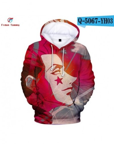 2019 style hisoka 3D Hoodies print Casual Style Nwe Clothes Women/men Casual 3D Clothes Slim 2019 Hot Sale comfatable hooded...