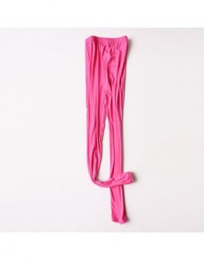 Colorful Modal Big Leggings Women Summer Pants Plus Size Candy Color Leggings Big Women Pants Bodycon Large Big Sizes Pants ...