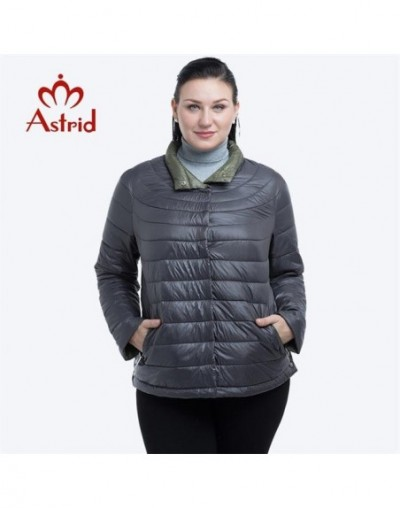 New Product Spring winter Women Leisure short High-Quality Jacket Female thin Coat AM-1999 - 423 - 4K3908492899-1