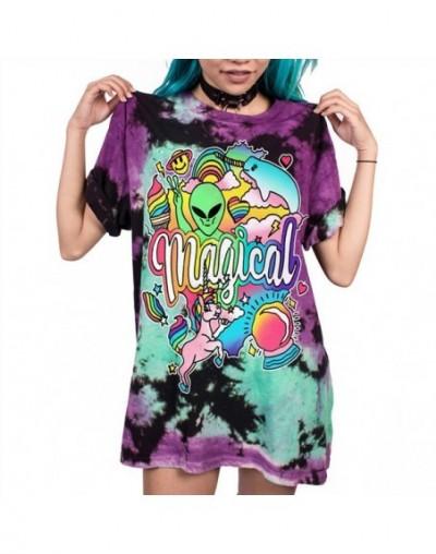 New ANTI-SOCIAL 3D Printing T Shirt GOTH GANG Harajuku Punk T-Shirt Summer Style Clothing Tops Plus Size Dropship - Magical ...