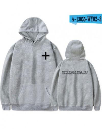 2019 TXT Concert The Dream Chapter Star Album Hoodies Harajuku TOMORROW X TOGETHER Hoodie Sweatshirt new Pullover Jacket Clo...