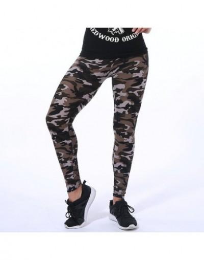 High Quality Women Leggings High Elastic Skinny Camouflage Legging Spring Summer Slimming Women Leisure Jegging Pants - 6 - ...