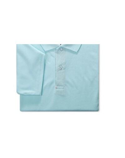 Brand Spring Summer Cotton Blends Female Polo Shirt Of Short Sleeve Solid POLO Shirt Women Casual Shirts M-XXL - light green...