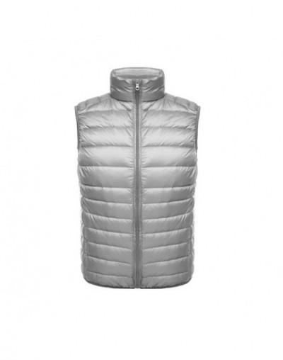 5XL 6XL Large Size Ultra Light Down Vest Women Plus Duck Down Sleeveless Female Lightweight Windproof Portable Waistcoat - g...