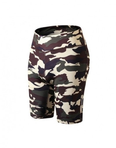 Women Quick Dry Base Layer Short Cycle Tight Skin Compression Shorts - K - 453939896049-3