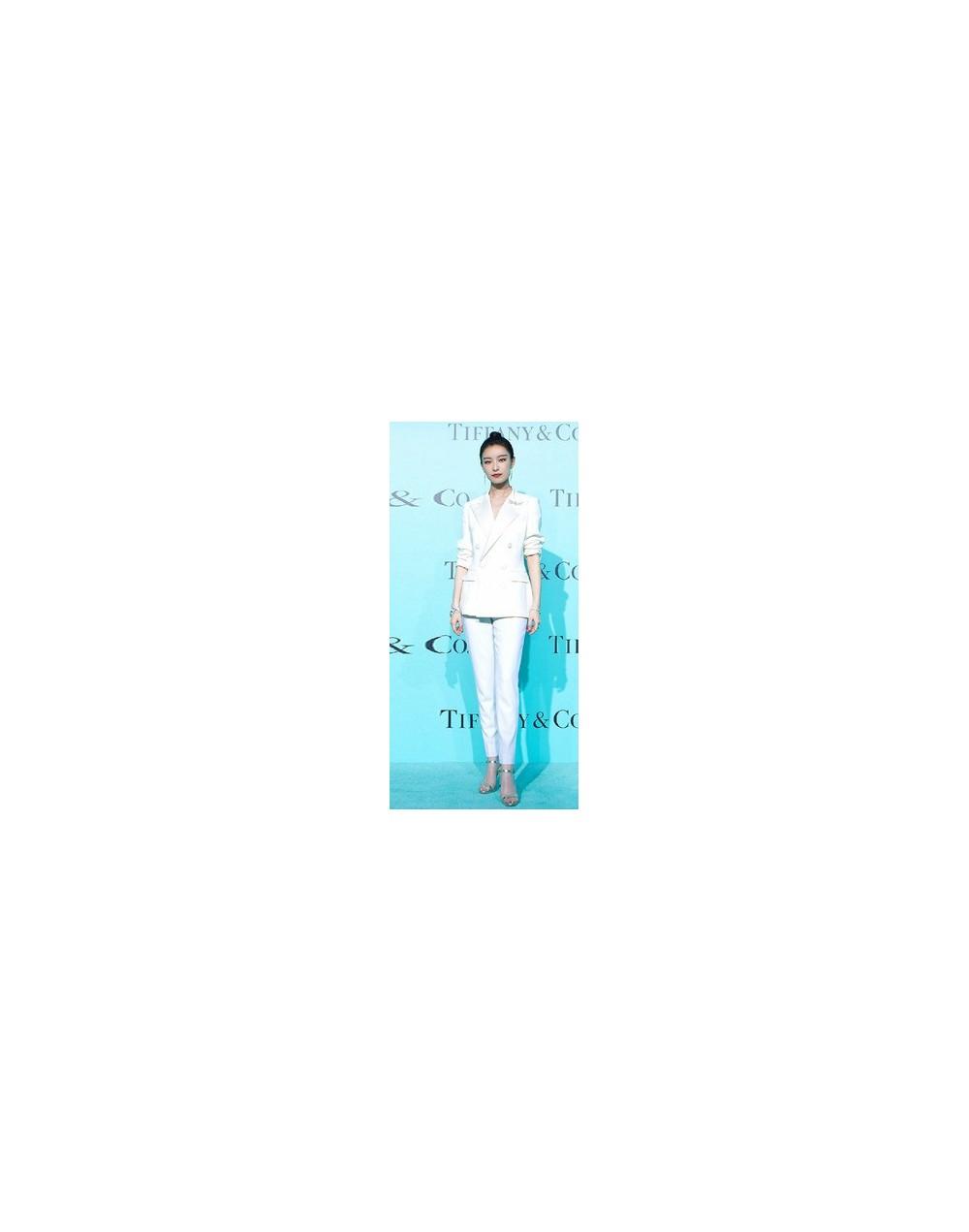 Fashion Leisure suit female red black white New professional suit jacket + slim suit pants two suit women size XS-2XL - 1 - ...