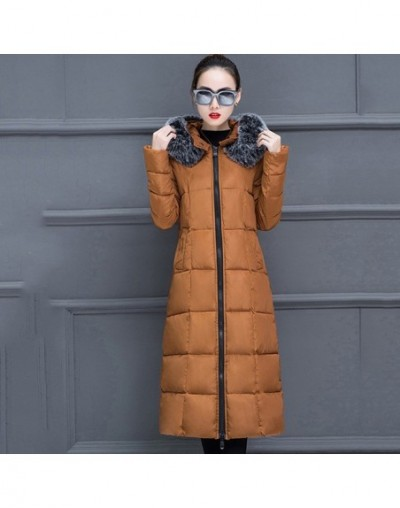 High Quality Female Winter Coat Long Hooded Outwear For Women Womens Winter Jackets Warm Thicken Jaqueta Feminina Inverno - ...