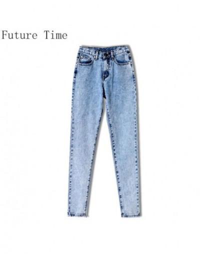 BF Loose New Women Jeans High Waist Ankle Length Snow Casual Boyfriend Straight Pants 2018 Hot Sale Female Streetwear NZ242 ...
