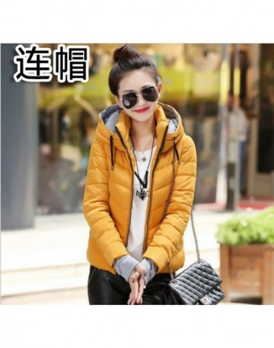Women Winter Jacket Parka Thicken Outerwear Female Coats Hooded Design Cotton-padded Plus Size Chaqueta Invierno Warm Tops M...