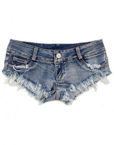 Fashion Summer Sexy Shorts Women Jeans Mini Denim Booty Shorts Casual Ladies Club Party Super Short feminino Skinny Shors - ...