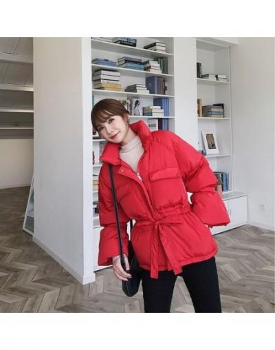 Winter Fashion Parkas women 2019 white Jacket coat Long sleeve Women Thick Coats Warm Hooded Fur Cotton Parkas Cold Outwear ...