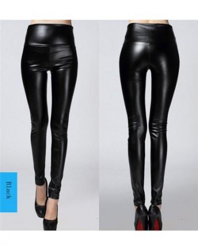 Spring Women Leggings Korean Fashion Casual Leggins Female Solid Black High Waist Girls Slim Fitness Legging Pants Trousers ...