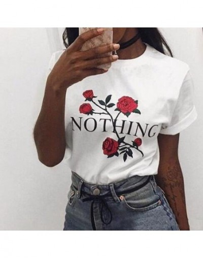 2019 New Harajuku Love Printed Women T-shirts Casual Tee Tops Summer Short Sleeve Female T shirt for Women Clothing - Style ...