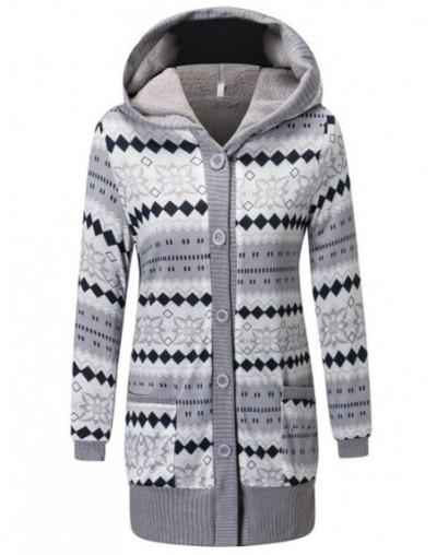 Autumn Winter Medium length Casual Women Sweatshirt 2018 New Large size Hooded Loose Long-sleeved Printing Women Sweatshirt ...