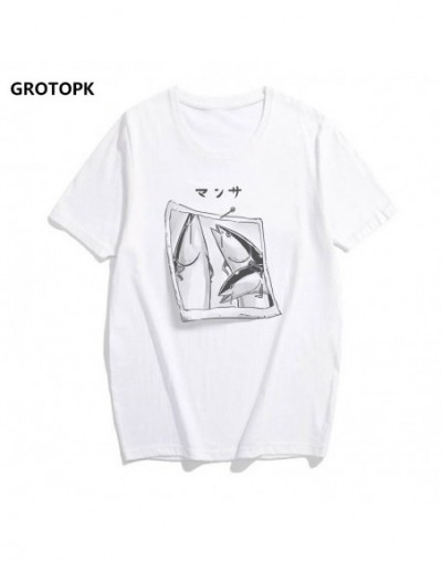 Janpanese Fish T-shirts for Women Summer Harajuku Kawaii Female Tshirt Korean Fashion Streetwear Top Vogue Print T Shirt - ...