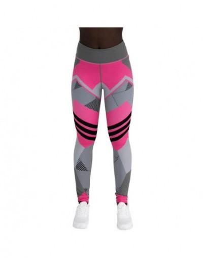 High Waist Fitness Leggings 3D Digital Printed Women Push Up Pants Gothic Jeggings Legins Slim Workout Leggings Leggins - Pi...
