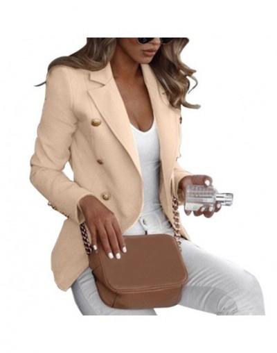 2019 Autumn New Fashion Women Blazer Suit Coat Casual OL Work Bussiness Jacket Plus Size Jacket Veste Femme Slim Blazer Femi...