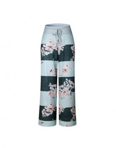 Boho Style Harem Pants 2019 Summer Loose Bohemian Pants Long Fashion High Elastic Waist Women Pants Vintage Soft Female Trou...