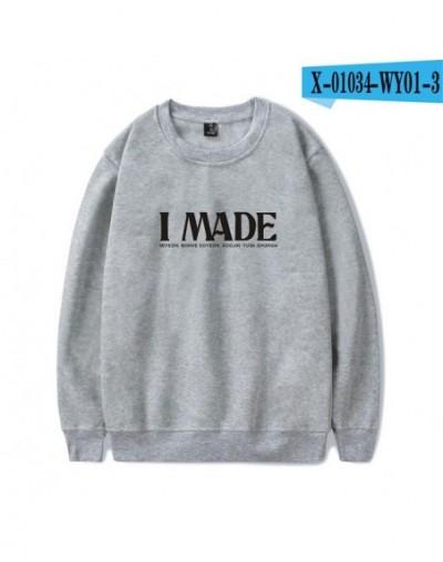 G(I)DLE Printed O-neck Sweatshirt Kpop Korean New Team 2019 Popular Harajuku Hot Fan Fashion Streetwear Autumn/Winter Sweats...