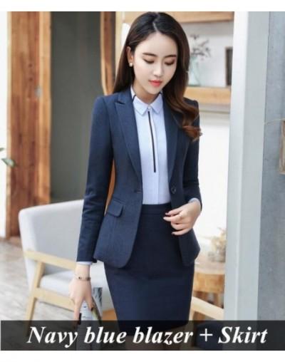 2018 Fashion business pants suits set temperament formal slim blazer and Trousers office Interview ladies plus size work wea...
