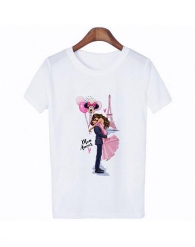 Summer Women Clothes 2019 Fashion Thin Section T Shirt Harajuku Trend Letter Printed Tshirt Leisure Streetwear Female T-shir...