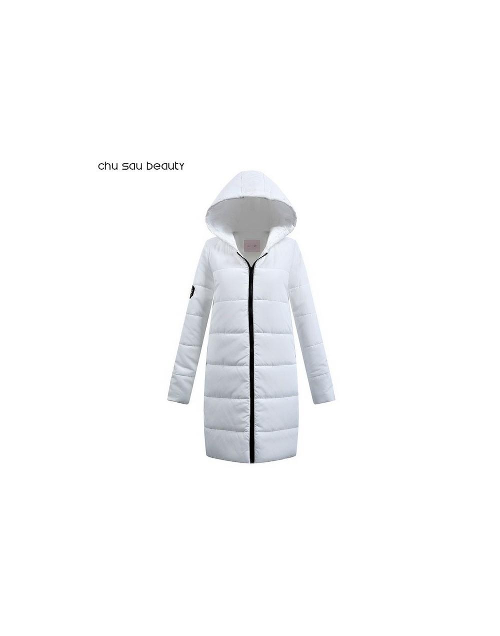 2018 Spring thin New Autumn long jacket Women Coat Fashion Female Down jacket Women Parkas Casual Jackets Inverno Parka - CY...