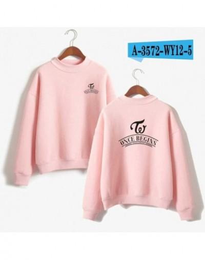 Frdun Tommy K-pop Korean Twice Sweatshirt Women/Men Hip Hop Kpop Fans Print Hoodie Sweatshirt Harauku Fashion Casual Clothes...