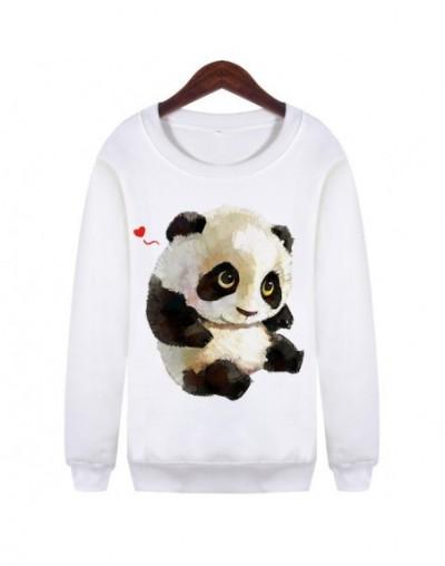Women Multi Animal Hoodies White Harajuku Moletom Long Sleeve Sweatshirts Plus XL WMH89 - S7 - 4B3839949526-7
