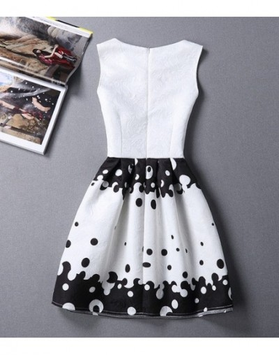 2018 Top quality Beauty speckle women's dresses OEM clothes - 4T3082931519