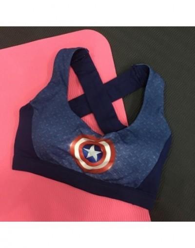 New Sexy Print Crochet Crop Tops Bikini Beachwear Women Girls Casual Lace Up Off Shoulder Bikini Bra Tank Top Cropped - blue...