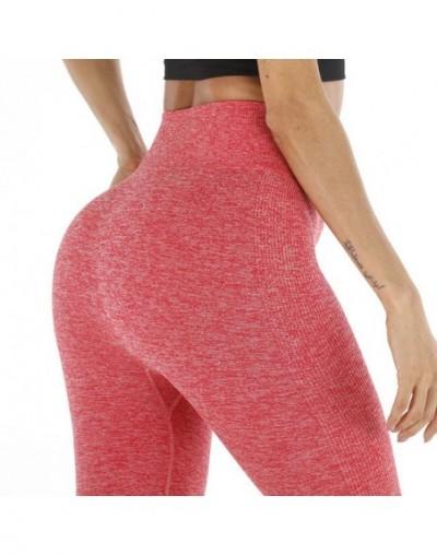 Women Seamless Leggings Sporting Running Pants High Waist Fitness Leggings Workout Casual Jeggings Mujer Sportswear - 9134AB...