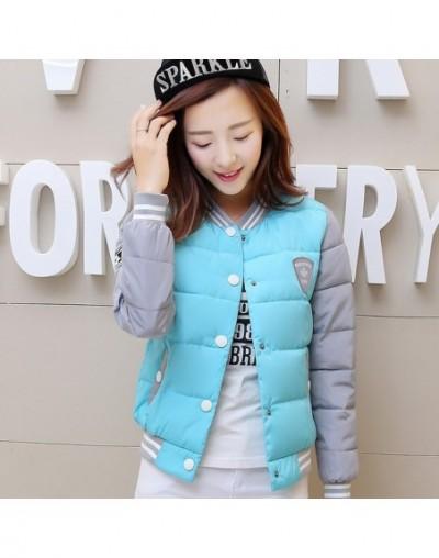 New 2017 winter jacket women Korea fashion uniform warm jackets winter coat women cotton female parkas Women's winter jacket...