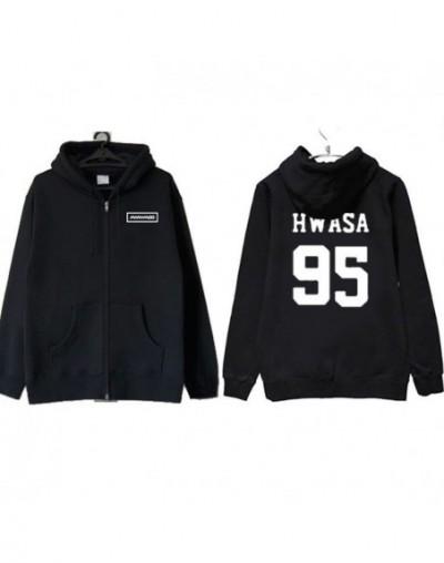 KPOP MAMAMOO HELLO 1st Mini Album Zipper Hoodie Unisex Coat Jacker Hwa Sa Solar - Hwa Sa - 4O3917027431-1