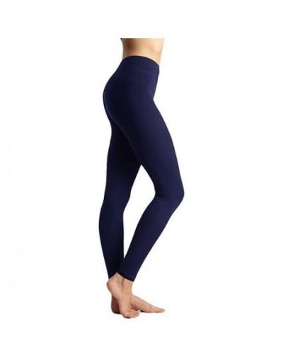 2019 Sexy Women Leggings Gothic Mesh Design Trousers Pants Black Slim Sportswear New Fitness Leggings - navy K - 45411896554...