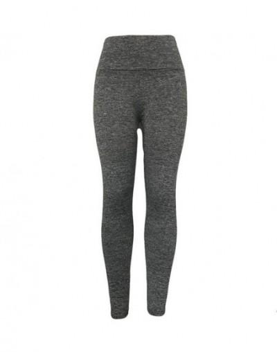 Push Up Fitness Legging Women gym Pants High Waist Leggins Workout Candy Color Leggings Hip Stitching Crease Design pants - ...