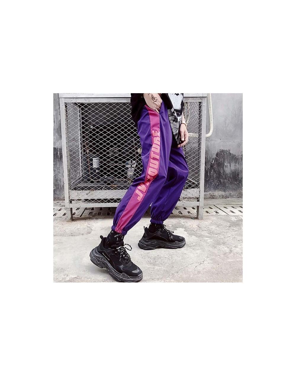 Hot Big Pockets Cargo pants women High Waist Loose Streetwear pants Baggy Tactical Trouser hip hop high quality joggers pant...