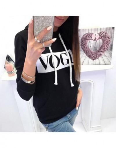 Women Autumn winter Kpop Long Sleeve Hooded Hoodies Elegant Ladies Vogue harajuku pockets sweatshirt truien dames streetwear...