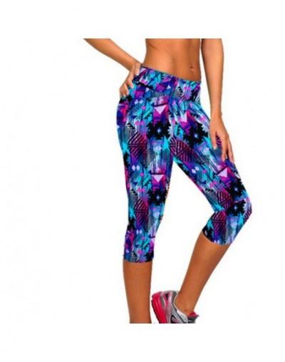 Women Pants for Women Capris High Waist Sexy Leggings Women Pantalones Soft Pants Women Thin Summer Leggings - NQ4 - 4K34741...