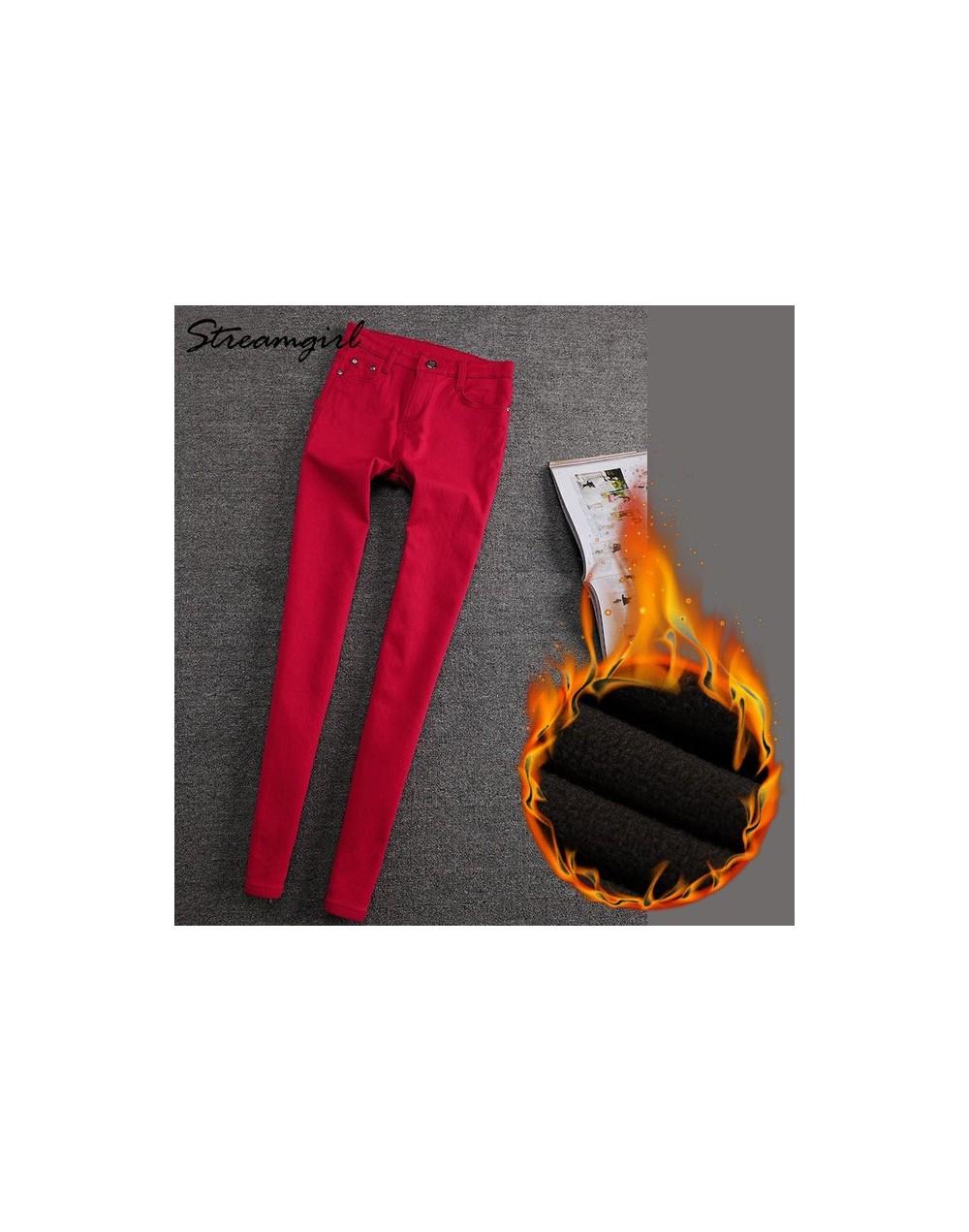 Warm Pants Women's Thick Winter Pants Women Plus Size Warm Fleece Winter Women Pants Female Velvet Ladies Office Pant Autumn...